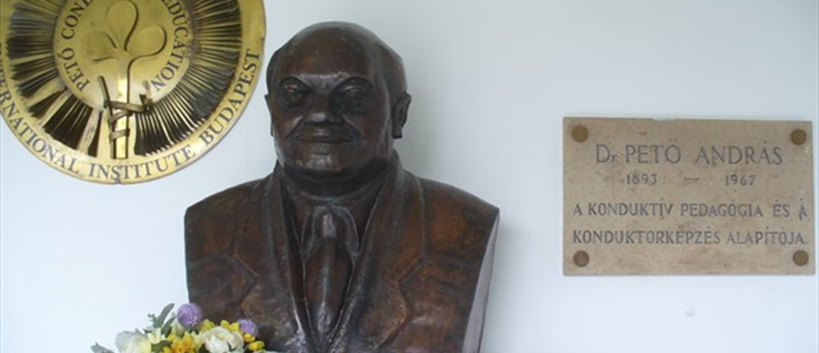 Dr Peto Andras Bronze Bust